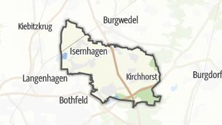 Karte / Isernhagen