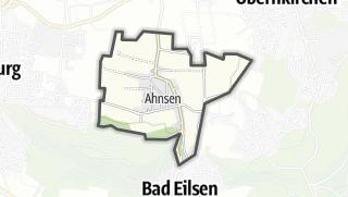 Mapa / Ahnsen