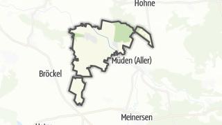 Mapa / Langlingen
