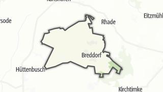 Cartina / Breddorf