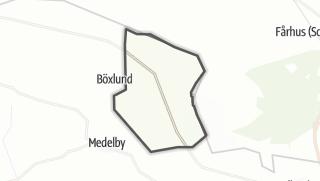 Cartina / Jardelund