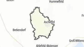 Karte / Ascheffel