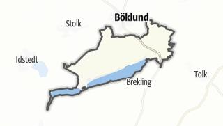 Cartina / Süderfahrenstedt