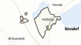 Karte / Holzbunge