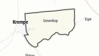 地图 / Grevenkop
