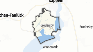 Cartina / Grödersby