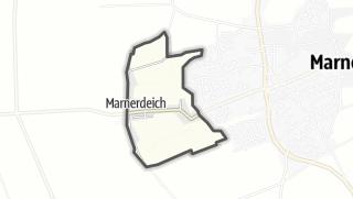 Mapa / Marnerdeich
