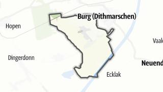 Mapa / Buchholz