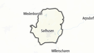 Map / Sarlhusen