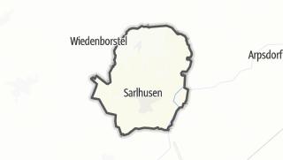 地图 / Sarlhusen