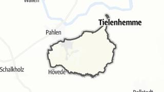 Mapa / Dörpling