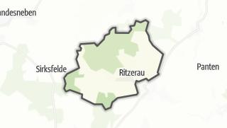 地图 / Ritzerau