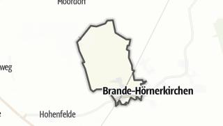 Carte / Westerhorn