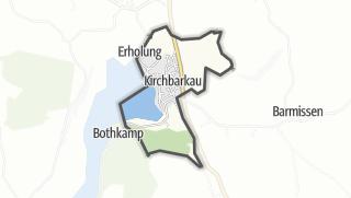 Map / Kirchbarkau