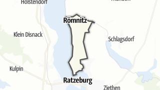 地图 / Römnitz