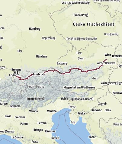 Karte / Gemma Zaus- Bregenz Wien