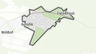 地图 / Aumühle