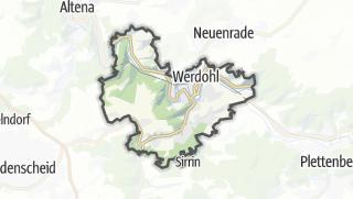Cartina / Werdohl