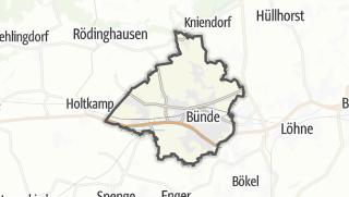 מפה / Bünde