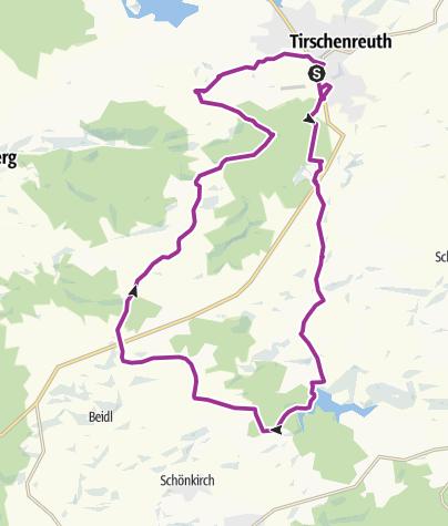 Karte / Radtour 03