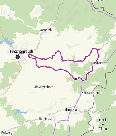 Karte / Radtour 15