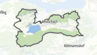 Cartina / Keutschach