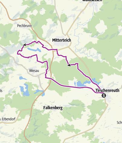 Karte / Radtour 05