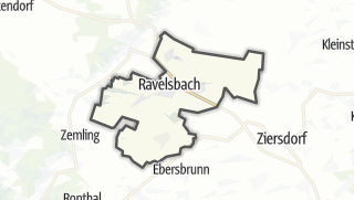 Carte / Ravelsbach