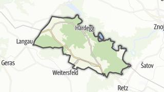 Cartina / Hardegg