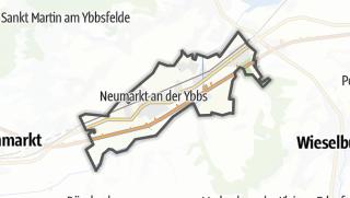 Cartina / Neumarkt an der Ybbs