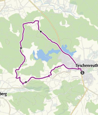 Karte / Radtour 23