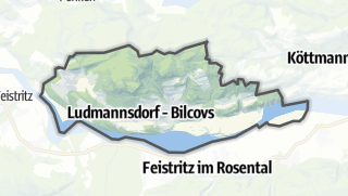 Cartina / Ludmannsdorf