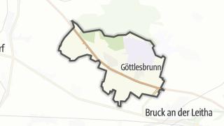 Carte / Göttlesbrunn-Arbesthal