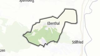 Cartina / Ebenthal