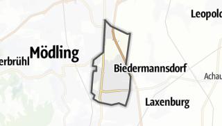 מפה / Wiener Neudorf