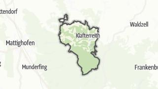 Cartina / Sankt Johann am Walde