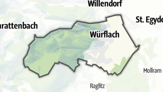 Cartina / Würflach