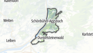 Cartina / Schönbühel-Aggsbach