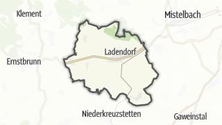 Map / Ladendorf