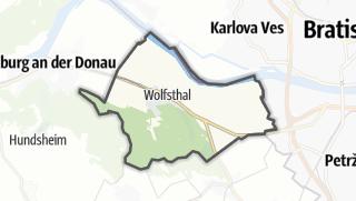 Carte / Wolfsthal