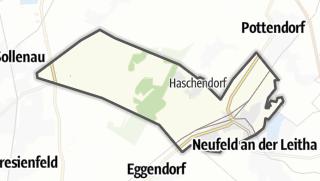 地图 / Ebenfurth