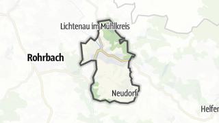 地图 / Haslach an der Muehl
