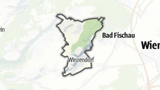 地图 / Winzendorf-Muthmannsdorf