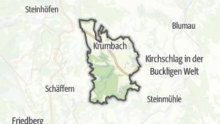 地图 / Krumbach
