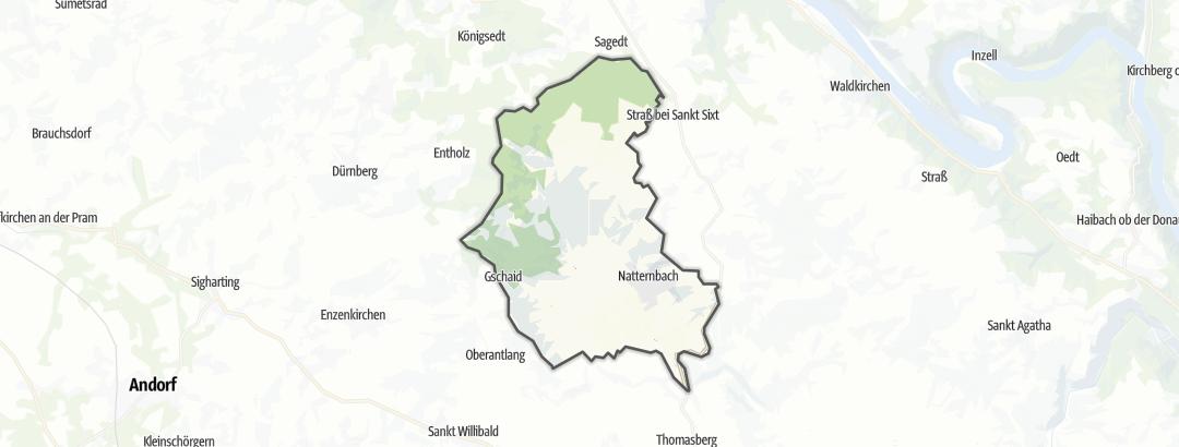 Karte / Natternbach