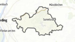 Cartina / Rainbach
