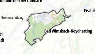 מפה / Stadl-Paura