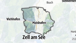Carte / Maishofen