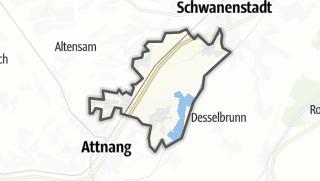 Mapa / Redlham
