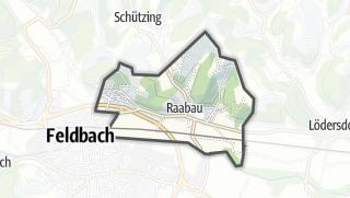 מפה / Raabau